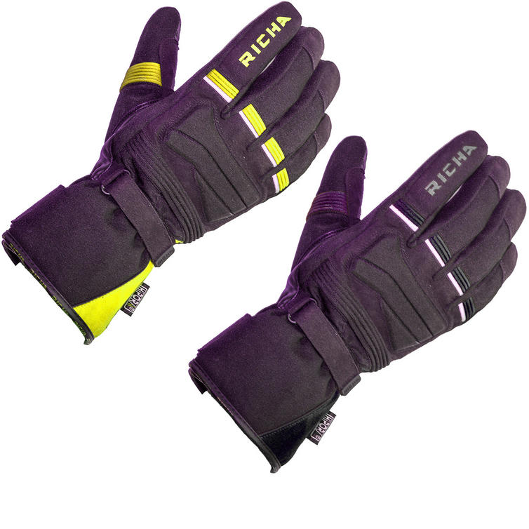 Richa Peak Motorcycle Gloves