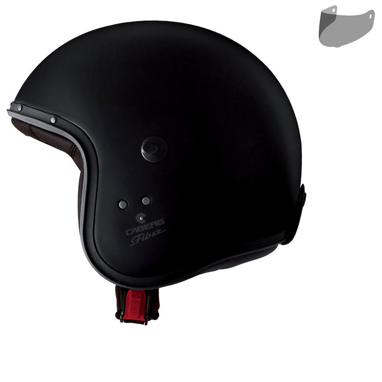 Caberg Freeride Open Face Motorcycle Helmet & Visor