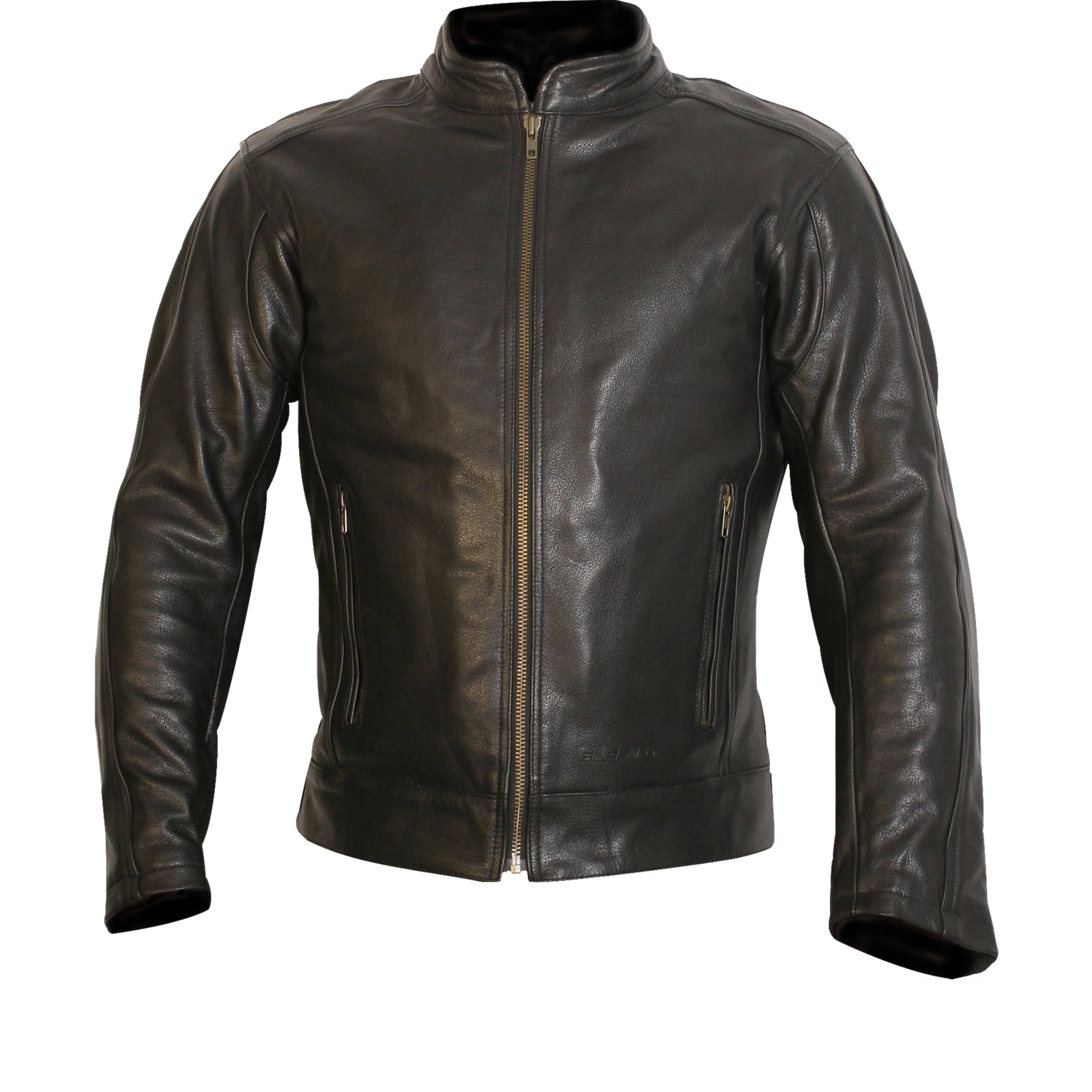 Best Motorcycle Jacket >> Buffalo Navigator Leather Motorcycle Jacket - Jackets - Ghostbikes.com