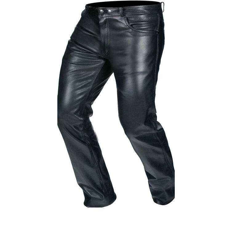 Buffalo Classic Ladies Leather Motorcycle Jeans
