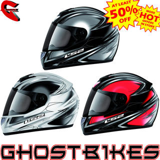 LS2 FF351 Diamond Motorcycle Helmet