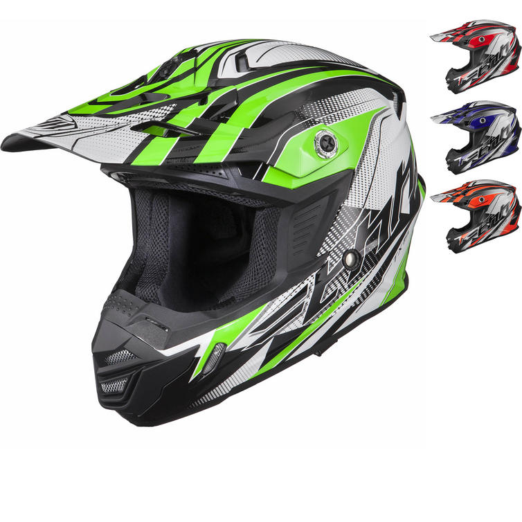 THH TX-15 #1 Motocross Helmet