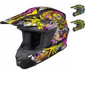 THH TX-15 #2 Motocross Helmet