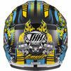 THH TX-15 #2 Motocross Helmet Thumbnail 9