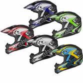 THH TX-24 #2 Motocross Helmet