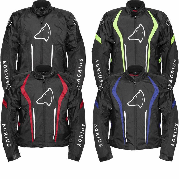 Image of Agrius Phoenix Motorcycle Jacket