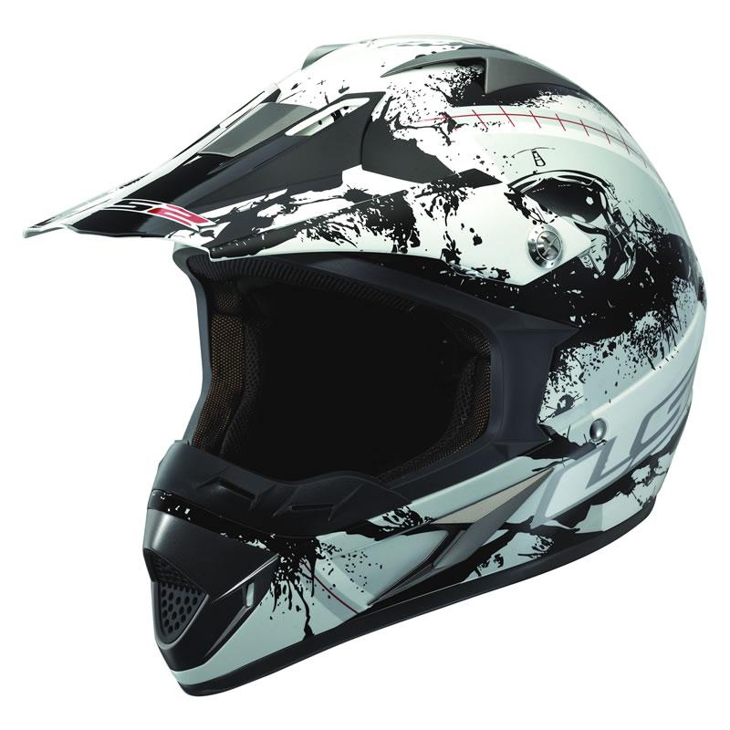 MX Off Road Enduro Dirt Quad Pit Bike Motocross Crash Helmet
