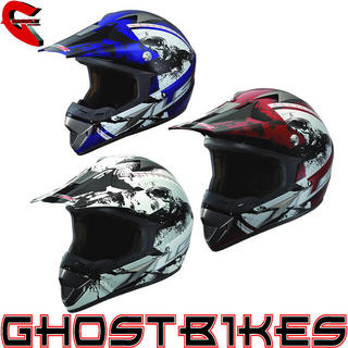 View Item LS2 MX433 Quake Motocross Helmet