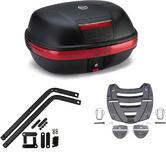 Givi 46L Topcase Kit for Honda VFR 750F 94-97 (E460N / M3 Monokey / 242F)