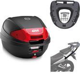 Givi 30L Topcase Kit for Honda CBR 125 05-10 (E300N2 / M5M Monolock / 262FZ)