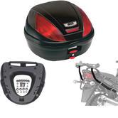 Givi 39L Topcase Kit for Suzuki GSF & GSX Bandit (E370N / M5M Monolock / 539FZ)