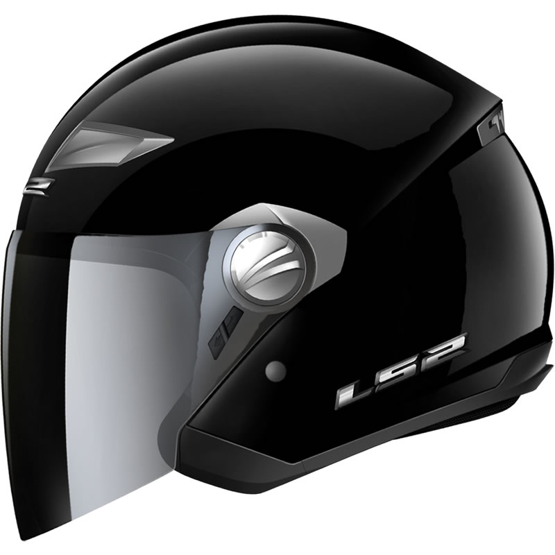 OPEN FACE REMOVABLE CHIN BAR DEMI JET MOTORCYCLE SCOOTER HELMET