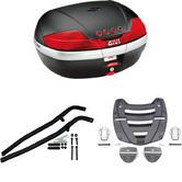 Givi 46L Topcase Kit for Honda CBR 1100 XX 97-09 (V46N / M3 Monokey / 248F)