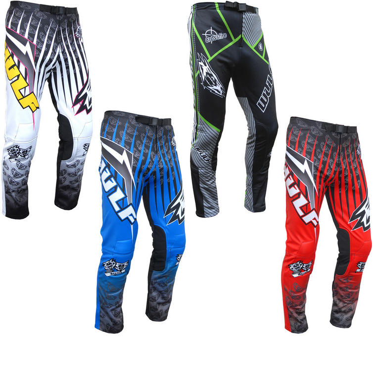 Wulf Arena Cub Trials Pants