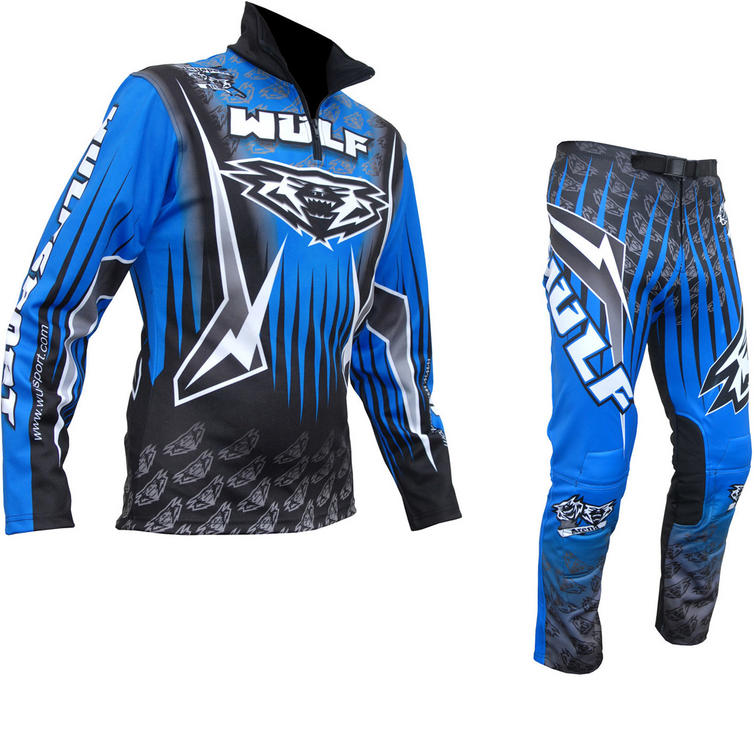 Wulf Arena Adult Blue Trials Kit