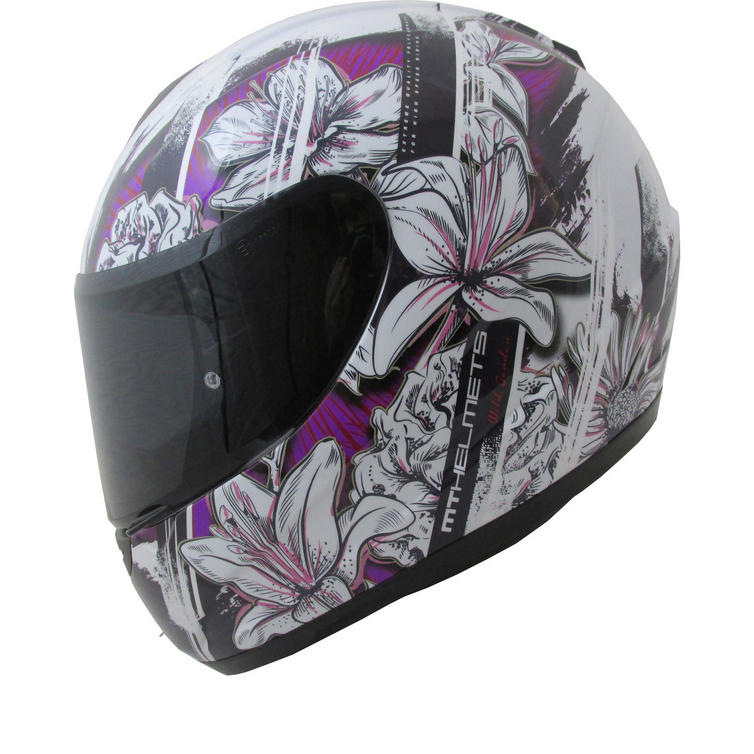 MT Thunder Wild Garden Kids Motorcycle Helmet