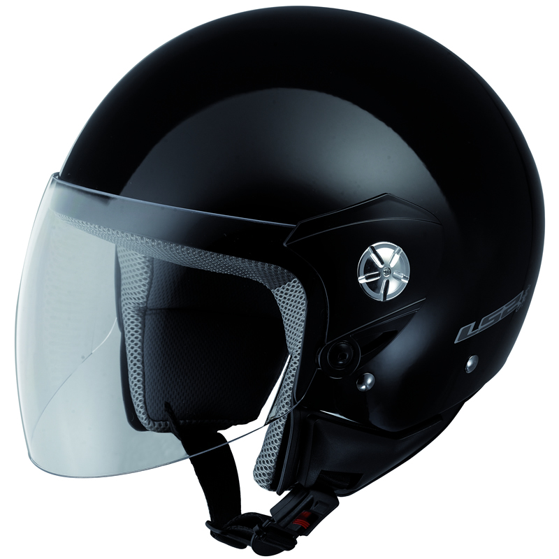 Ls2 Of518 Midway Open Face Visor Demi Jet Motorcycle