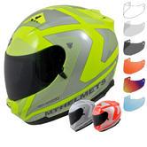 MT Blade SV Reflexion Motorcycle Helmet & Visor