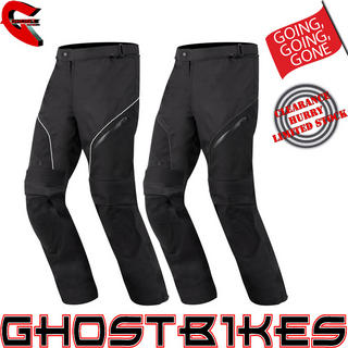 View Item Alpinestars 2012 AST-1 Motorcycle Trousers