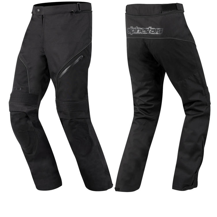 Alpinestars AST-1 Motorcycle Trousers - Short Leg
