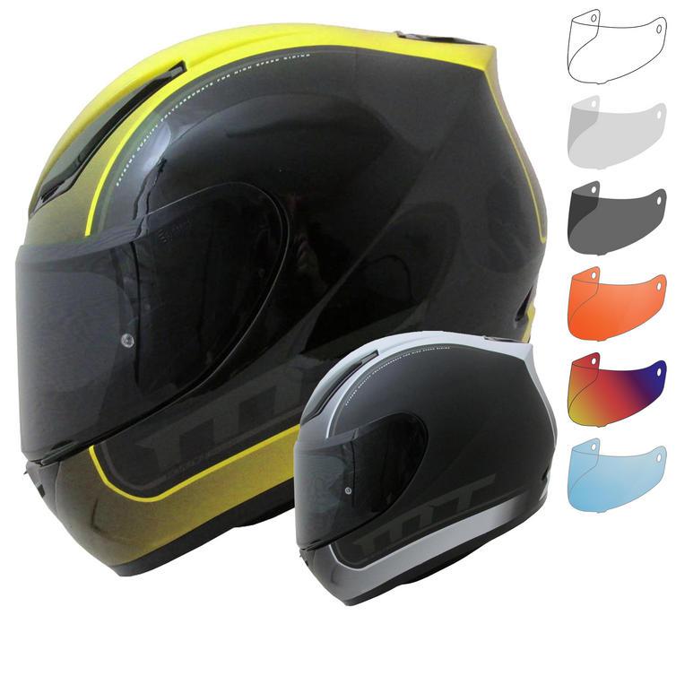 MT Revenge Binomy Motorcycle Helmet & Visor