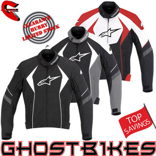 View Item Alpinestars T-GP R Motorcycle Jacket