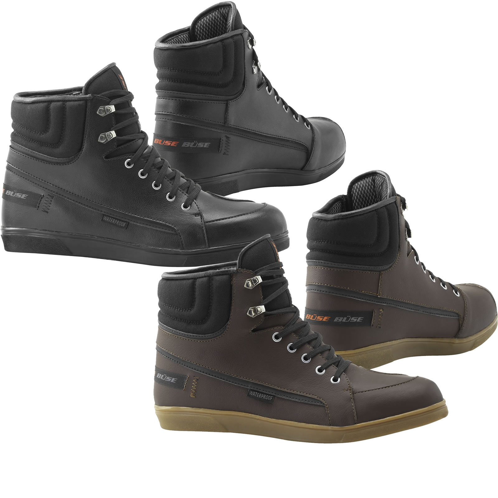 Buse B52 Motorcycle Boots - Clearance - Ghostbikes.com