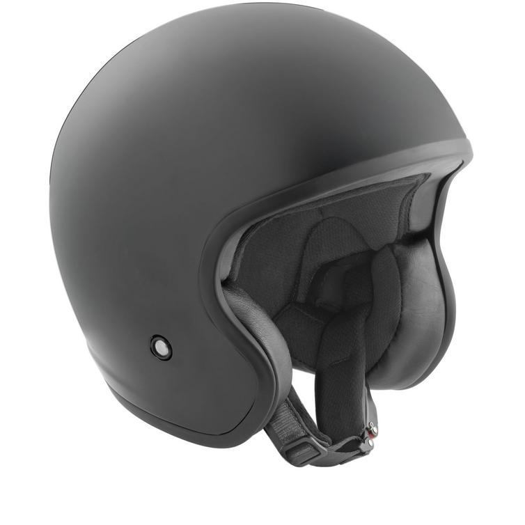 ROCC 170 Mono Fibreglass Motorcycle Helmet