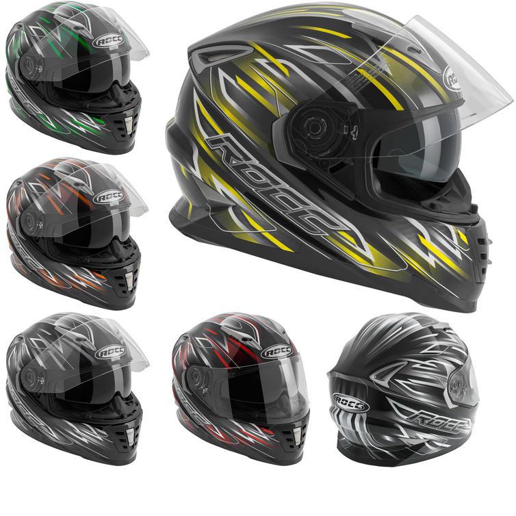 ROCC 483 Motorcycle Helmet