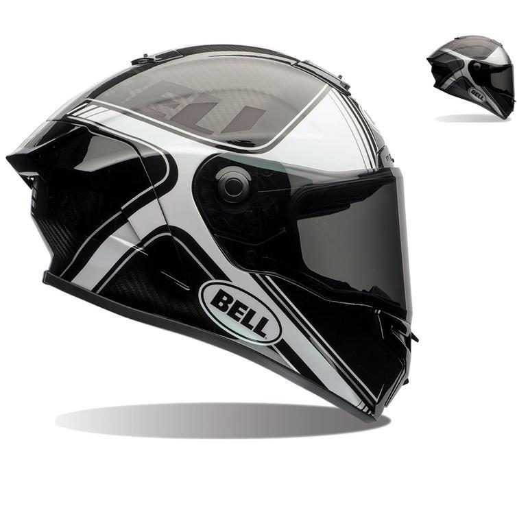 Bell Race Star Tracer Motorcycle Helmet