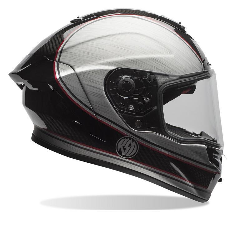 Bell Race Star RSD Chief Motorcycle Helmet