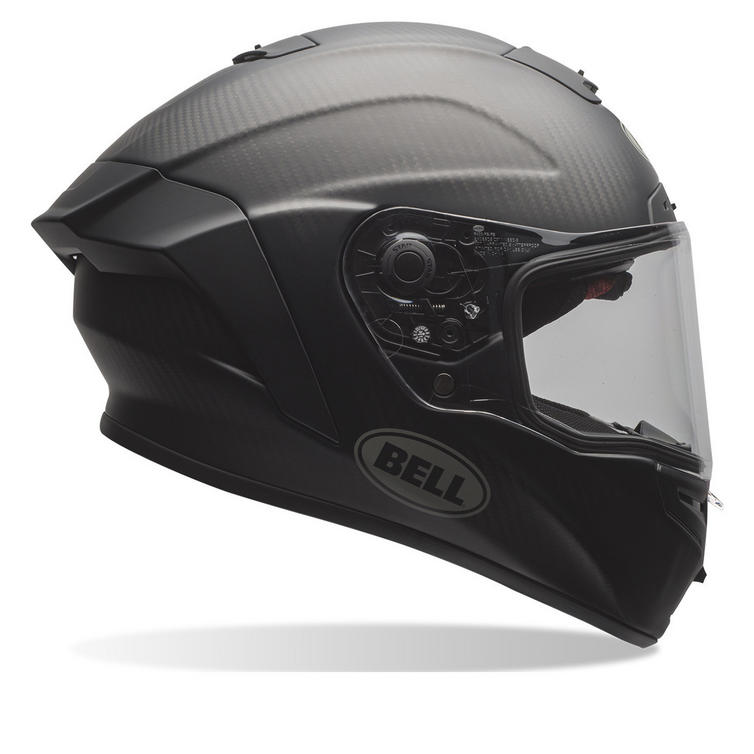 Bell Race Star Solid Motorcycle Helmet