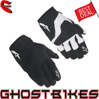 View Item Alpinestars Breeze Air Motorcycle Gloves