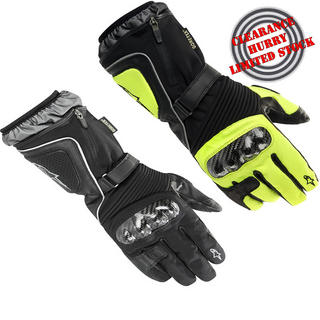 Alpinestars Jet Road Gore-Tex Motorcycle Gloves
