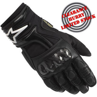 Alpinestars Polar GTX Gore-Tex Motorcycle Gloves