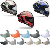 Bell Race Star Triton Motorcycle Helmet & Visor