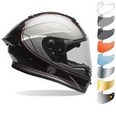 Bell Race Star RSD Chief Motorcycle Helmet & Visor