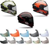 Bell Star Pace Motorcycle Helmet & Visor