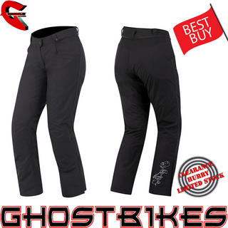 View Item Alpinestars Stella Switch DryStar Motorcycle Trousers