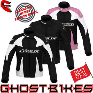 View Item Alpinestars Stella T-GP Plus Ladies Jacket