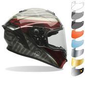 Bell Star RSD Blast Motorcycle Helmet & Visor