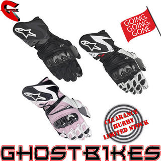 View Item Alpinestars Stella SP-1 Motorcycle Gloves