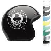 Bell Custom 500 SE Ace Cafe Open Face Motorcycle Helmet & Visor