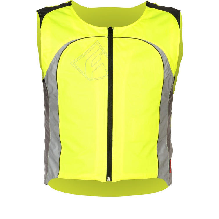 Akito Ride Safe Hi-Vis Motorcycle Vest