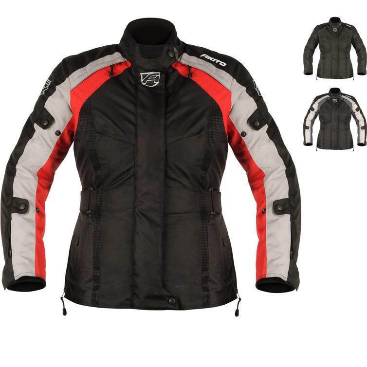 Akito Tornado Ladies Motorcycle Jacket