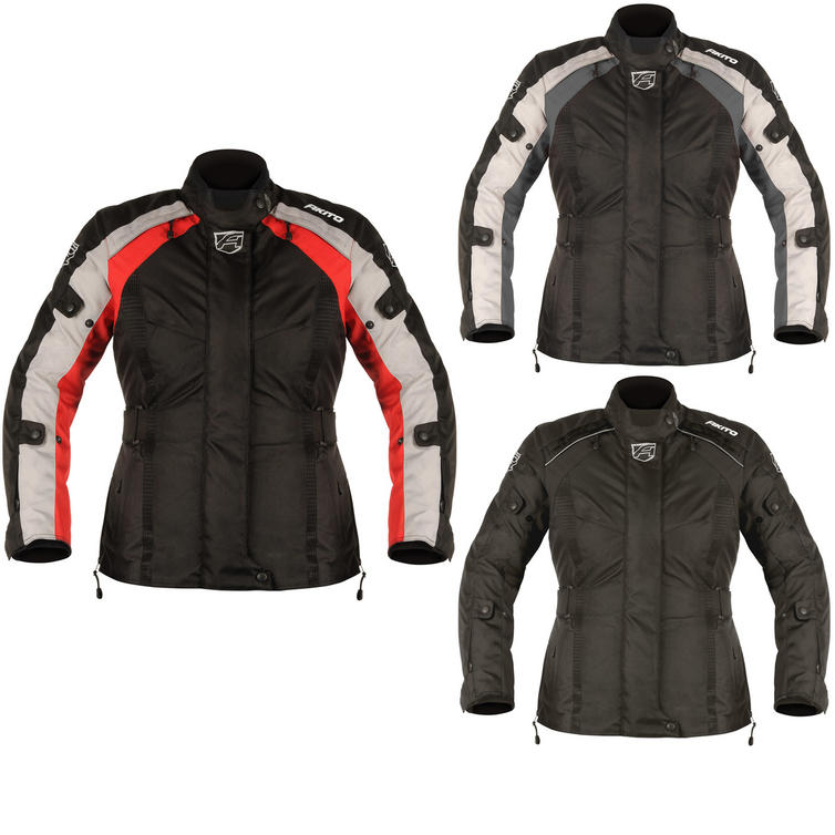 Akito Tornado Ladies Motorcycle Jacket