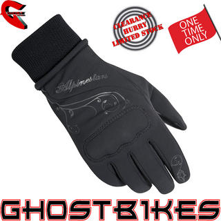 View Item Alpinestars Stella C1 Windstopper Ladies Gloves