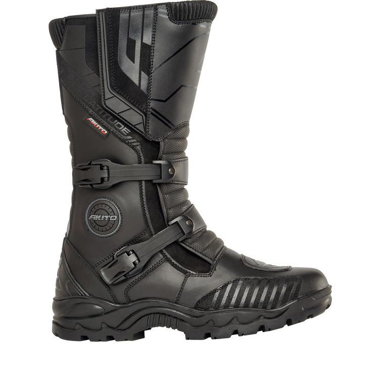 Akito Latitude Motorcycle Boots