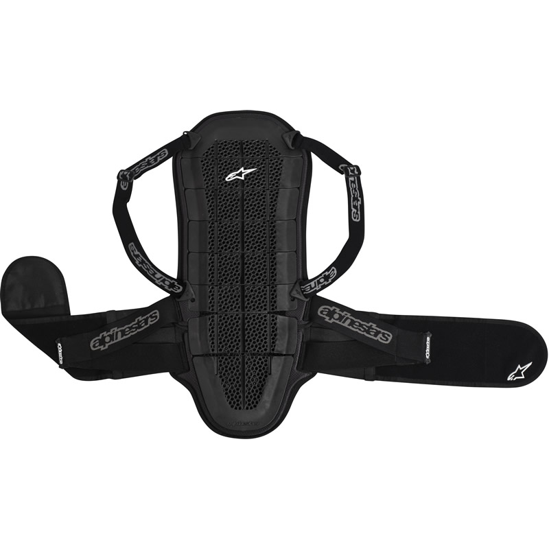 ALPINESTARS BIONIC AIR VENTED LIGHTWEIGHT RACING MOTORCYCLE BACK PROTECTOR Enlarged Preview