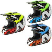 Nitro MX600 Holeshot Motocross Helmet